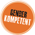 Logo GENDER-KOMPETENT-NRW